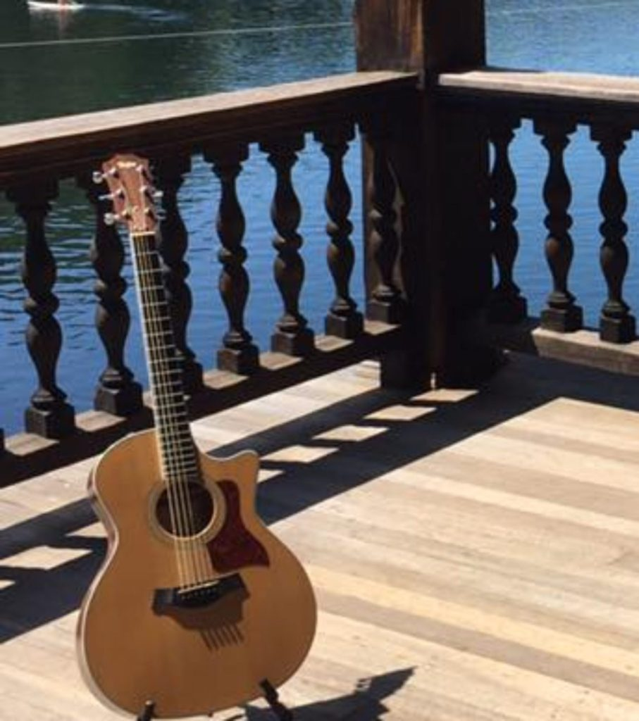 Solo Acoustic at Mohonk